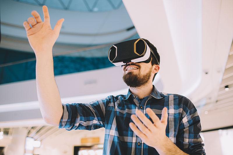 augmented reality in the marijuana industry